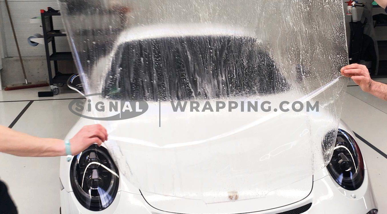 Steinschlagschutz Folie: schützen Sie Ihr Fahrzeug richtig!