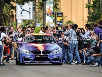 Europameister 2015 - der Hamann BMW M4