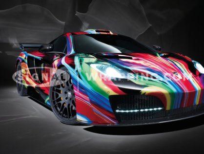 Timo Wuerz - Art Car Designer