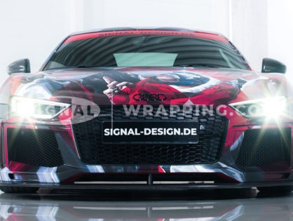 ABT R8 Art Car by Timo Wuerz
