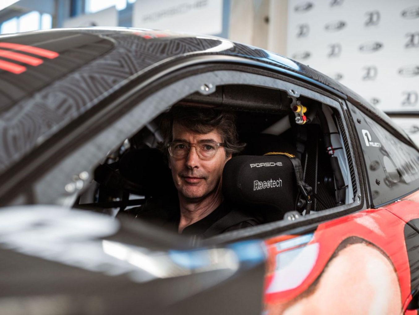 Interview with Richard Phillips - Art Car Designer