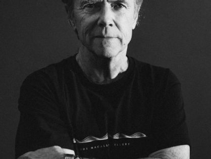 Interview mit David Carson - Art Car Designer