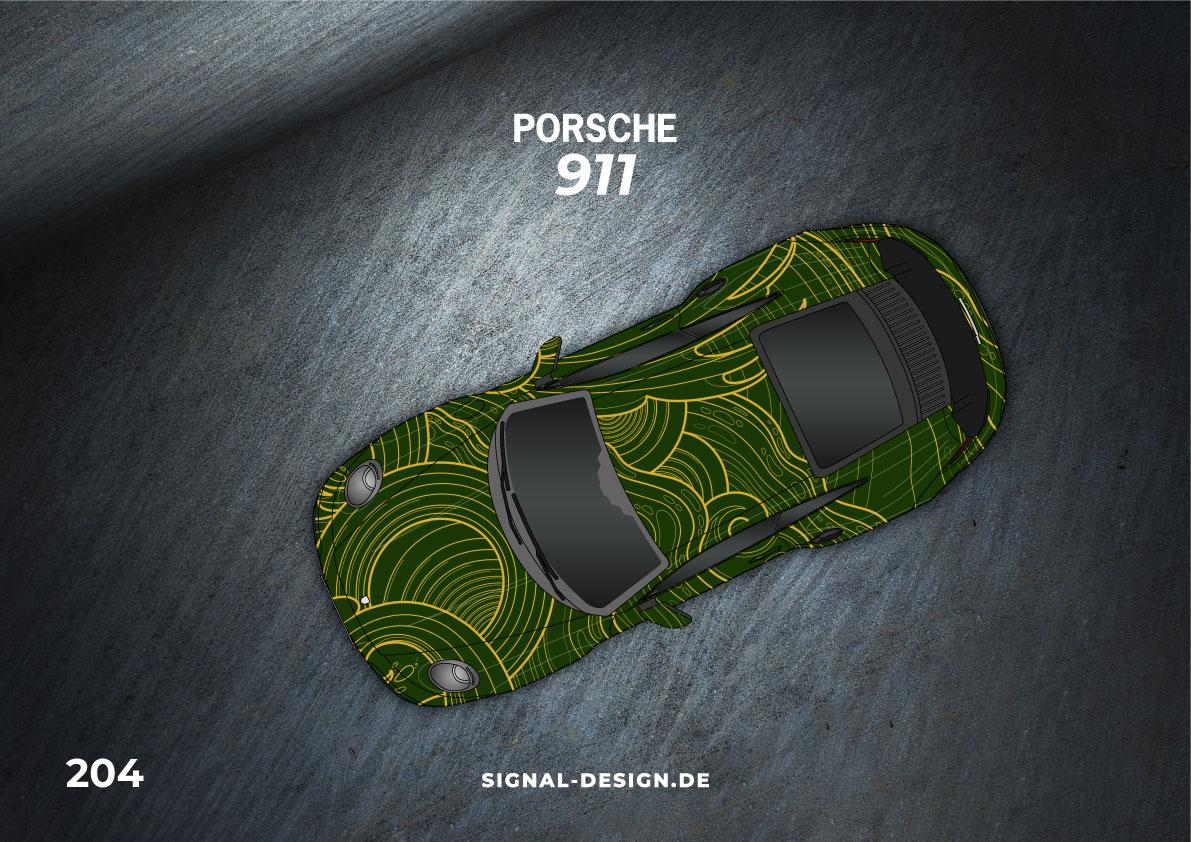 porsche gt3 cup design